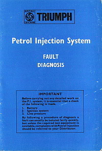 PI System Fault Diagnosis booklet