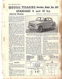 Standard 8 and 10 4th May 1955