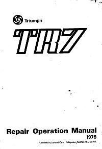 triumph spitfire repair manual pdf