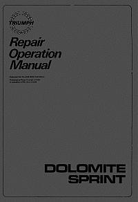 triumph car service manuals vitessesteve rh vitessesteve co uk triumph dolomite workshop manual Triumph GT6